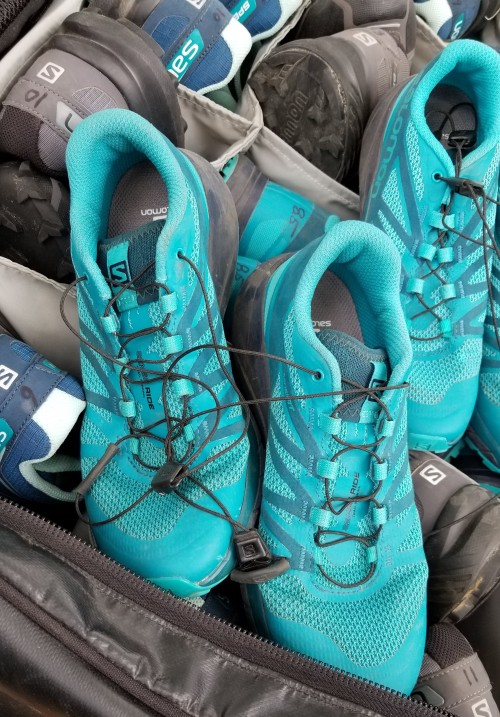 salomon sense ride trail shoes