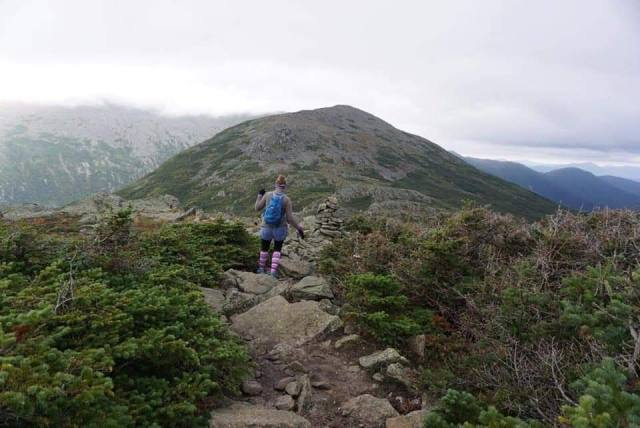 hiking the Appalachian Trail from Jefferson to Washington