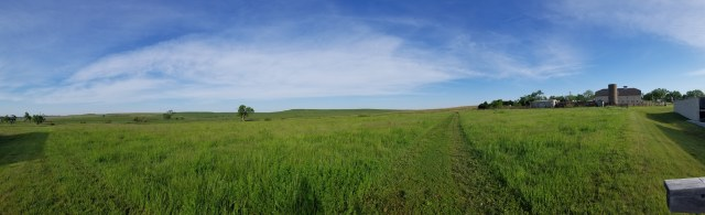 Tallgrass Prairie National Preserve fields